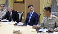 Rusia menarik pasukan dari Suriah
