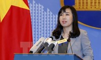 Kemlu Vietnam memberitahukan pekerjaan perlindungan warga negara