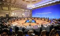 Perundingan damai Suriah di Astana berfokus membahas rencana yang direkomendasikan Rusia