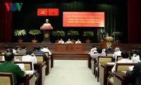 Kepala Departemen Komunikasi dan Pendidikan KS PKV, Vo Van Thuong menghadiri Konferensi Pers Nasional