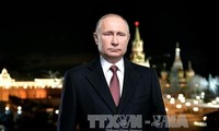 Pilpres Rusia 2018: Presiden Vladimir Putin diprakirakan akan merebut kemenangan mutlak
