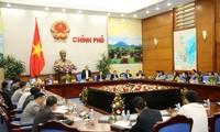 Deputi PM Vietnam, Truong Hoa Binh memimpin konferensi Badan Pengarahan 896 tentang penggelaran tugas tahun 2018