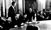 Perjanjian Paris, tonggak besar dari sejarah akan hidup untuk selama-lamanya