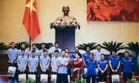 Prestasi yang dicapai Tim U-23 Vietnam pada Piala U-23 Asia adalah sangat gemilang
