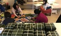 Komunitas orang Vietnam di luar negeri berbaur pada kegembiraan musim semi baru