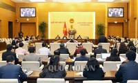 Persidangan ke-22 Komite Tetap MN Vietnam angkatan XIV: Menyelesaikan payung hukum tentang pendidikan tinggi