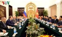Memperkokoh hubungan Kemitraan Strategis Komprehensif Vietnam dan Federasi Rusia