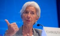 IMF mendesak kepada Eurozone supaya bertindak untuk memperkokoh kemampuan keuangan
