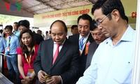 PM Vietnam, Nguyen Xuan Phuc: Provinsi Vinh Long perlu membuat rangkai kombinasi di bidang pertanian dengan pola 6 faktor