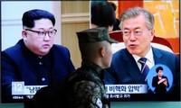 Dua bagian negeri Korea sepakat mengadakan pertemuan puncak pada 27/4/2018