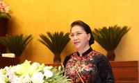 Pembukaan persidangan ke-5 MN Vietnam angkatan XIV