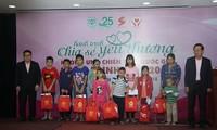 """Perjalanan Merah 2018 """"Perjalanan berbagi kasih sayang"""" di Kota Ho Chi Minh"""