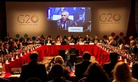 Para Menteri Energi G-20 mengadakan pertemuan di Argentina