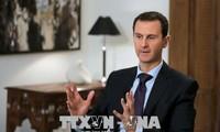 Presiden Bashar Al Assad: Revisi UUD Suriah bergantung pada aspirasi rakyat