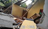 Gempa bumi di Indonesia: sedikitnya ada 50 korban
