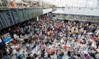 Jerman: Bandara Munich membatalkan lebih dari 200 misi penerbangan karena ada perembesan orang asing
