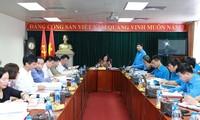 Kongres ke-12 Serikat Buruh Viet Nam akan berlangsung dari 24-26/9/2018