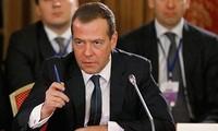 Rusia menganggap sanksi-sanksi yang dikenakan AS sebagai pernyataan perang ekonomi