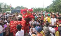 Pesta Musim Rontok yang penuh kasih sayang untuk anak-anak yang menjumpai kesulitan