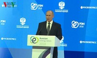 "Pekan energi Rusia 2018: ""Mengembangkan energi secara berkesinambungan dalam satu dunia yang sedang berubah"""