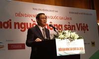 Deputi PM Viet Nam, Vuong Dinh Hue: Koperasi harus menjadi jembatan penghubung antara kaum tani dan badan usaha