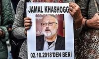 Raja dan Putra Mahkota Arab Saudi mengirimkan ucapan belasungkawa kepada keluarga wartawan Khashoggi