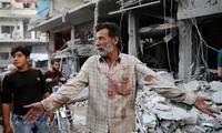 Suriah membolehkan para pakar PBB dan OPCW datang melakukan inspeksi