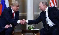 Presiden Rusia dan Presiden AS akan melakukan pertemuan di Paris, Perancis