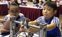 Kontes Robothon 2018 turut mengembangkan pola fikir ilmiah dan kemampuan membuat program di kalangan pelajar