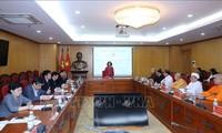 Partai dan Negara Viet Nam memberikan perhatian khusus bagi semua organisasi, pemuka dan penganut agama