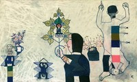 Hari Pusaka Budaya Viet Nam 23/11: Pameran karya-karya artistik kontemporer yang indah dari Hungaria dan Viet Nam