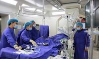 Mengembangkan rumah sakit satelit untuk meningkatkan kesempatan pergi periksa dan berobat untuk warga dari basis