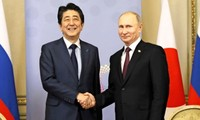Rusia dan Jepang mencapai kesepatan dalam menangani masalah traktat perdamaian