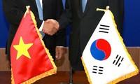 Hubungan dua negara Republik Korea-Viet Nam terus berkembang kuat