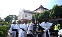 Jumlah korban yang tewas dalam serangan-serangan teror di Sri Lanka bertambah menjadi 310 orang