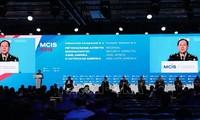 Konferensi Keamanan Internasional Moskow tahun 2019: Tiongkok akan berkoordinasi dengan Rusia dalam menghadapi ancaman-ancaman keamanan