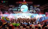 Acara pembukaan Tahun Pariwisata Nasional 2019 dan Festival Laut Nha Trang-Khanh Hoa