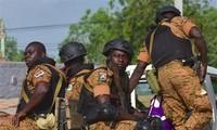 Penembakan di gereja Katolik di Burkina Faso sehingga menimbulkan banyak korban