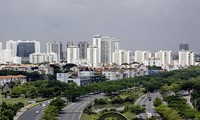Bank Dunia memberikan paket kredit pertama untuk membantu melakukan reformasi institusi untuk perkembangan perkotaan yang berkesinambungan di Kota Ho Chi Minh
