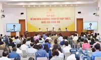 Persidangan ke-7 MN Vietnam angkatan XIV dibuka pada 20/5 ini