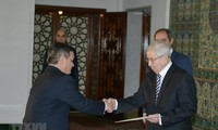 Presiden Aljazair ingin memperkuat hubungan dengan Vietnam