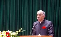 Kerjasama perkembangan antara Vietnam – India tentang keamanan energi pada latar belakang baru