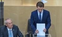 Deputi PM Austria Hartwig Loger menjadi pemimpin sementara Pemerintah Austria