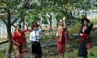 Melestarikan dan mengembangkan nilai budaya dalam komunitas warga etnis minoritas