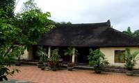 Nilai pusaka di desa kuno Phuoc Tich di Kota Hue