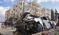Rusia menekankan perlu menetralisir para anasir teroris di kota Idlib, Suriah