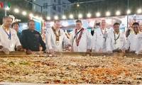 Acara penutupan  Festival Kuliner Internasional Da Nang tahun 2019