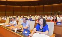 MN Vietnam mengesahkan banyak RUU dan Resolusi penting terhadap perkembangan Tanah Air