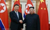 RDRK dan Tiongkok mencapai kebulatan pendapat tentang banyak masalah penting