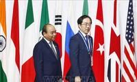 KTT G20: PM Vietnam, Nguyen Xuan Phuc menghadiri aktivitas-aktivitas dalam kerangka konferensi